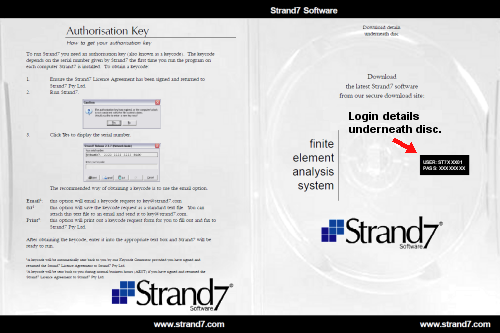 Strand7 - Download Page
